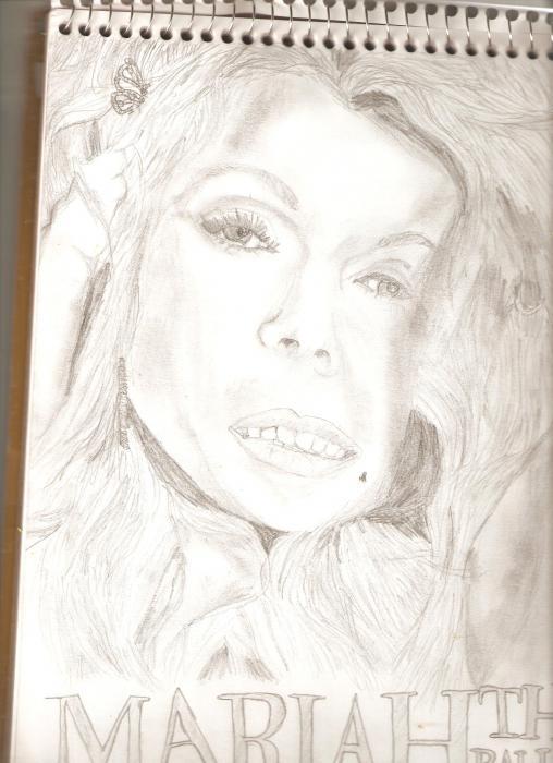 Mariah Carey by Kaylacool